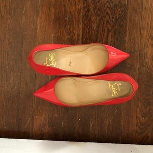 KATE RED LOUBOUTIN 37 1/2 85mm